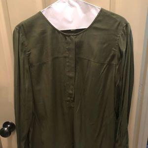 Jcrew tunic shirt